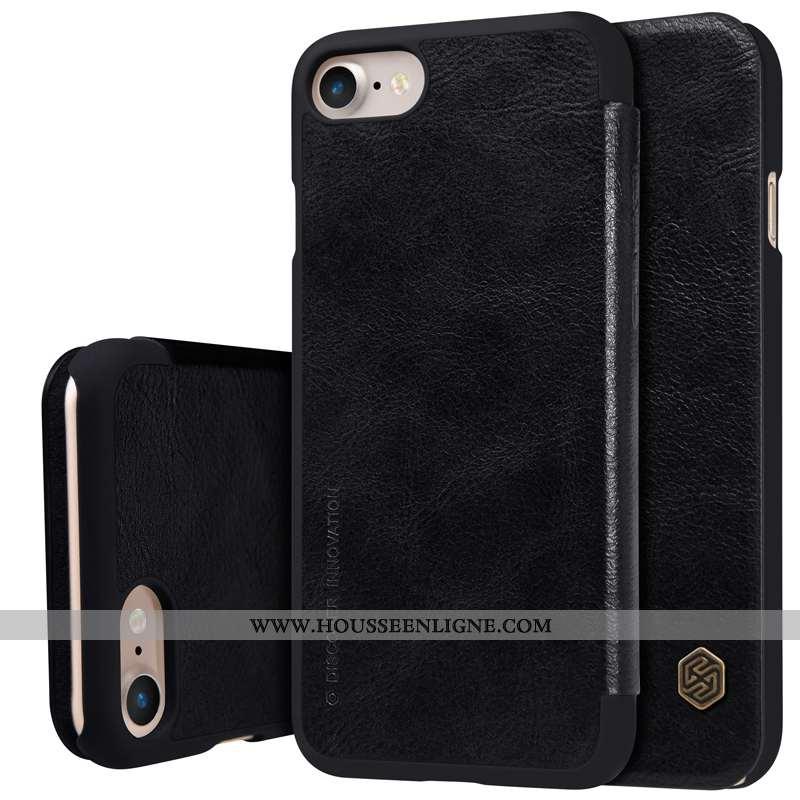 Étui iPhone Se (nouveau) Protection Personnalité Incassable Or Nouveau Business Noir