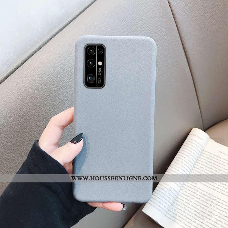 Coque Honor 30 Délavé En Daim Personnalité Téléphone Portable Fluide Doux Incassable Nouveau Légères