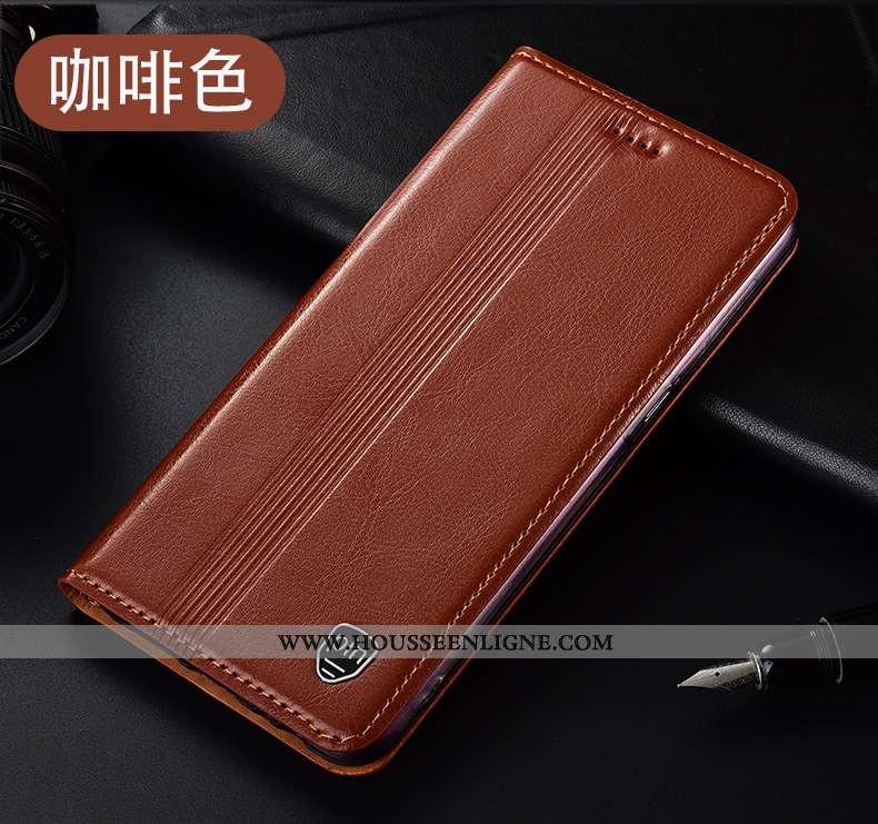 Coque Honor 30 Pro Cuir Véritable Protection Téléphone Portable Housse Incassable Tout Compris Marro