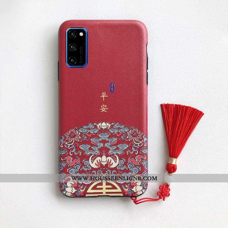 Coque Honor View30 Dessin Animé Protection Tout Compris Téléphone Portable Incassable Personnalité R