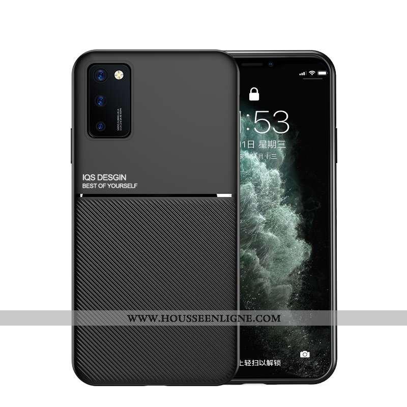 Coque Honor View30 Téléphone Portable Noir Tout Compris Magnétisme Support À Bord