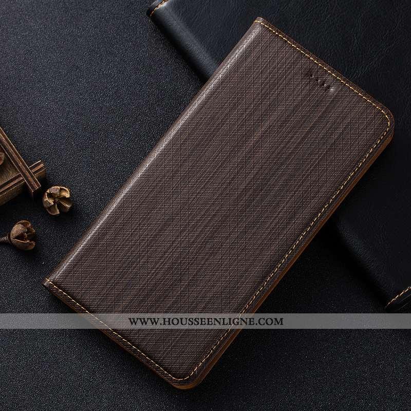 Coque Huawei Mate 20 Lite Cuir Modèle Fleurie Protection Véritable Housse Étui Téléphone Portable Ma