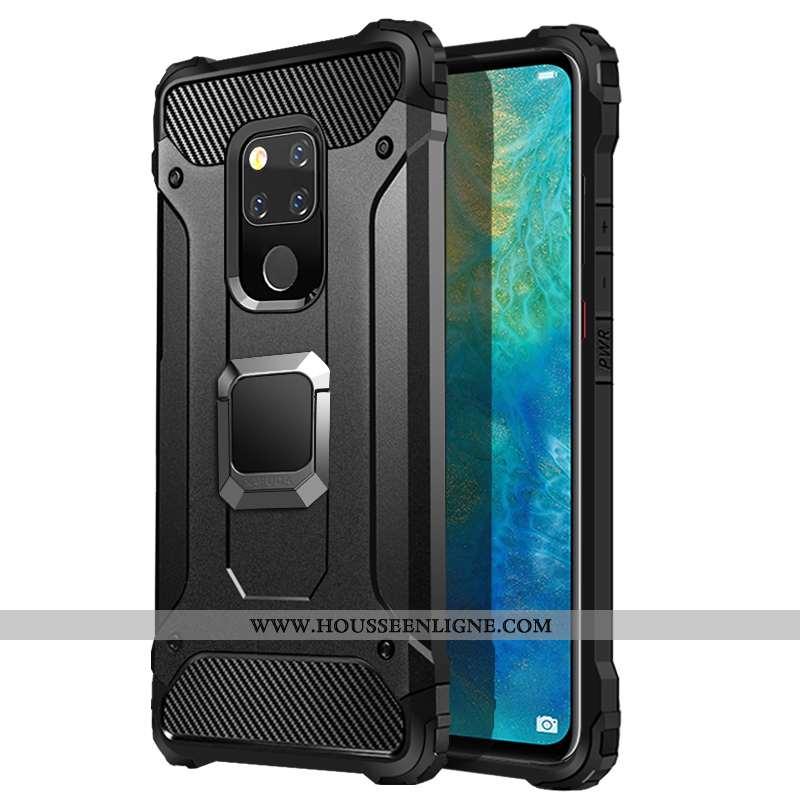 Coque Huawei Mate 20 Protection Délavé En Daim Difficile Fluide Doux Étui Légère Téléphone Portable