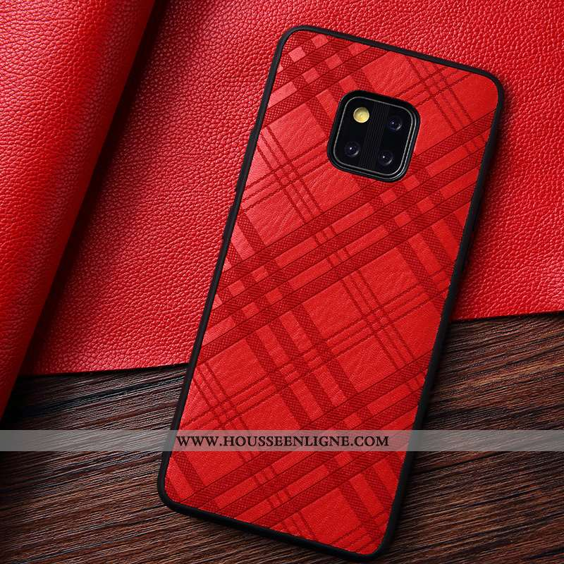 Coque Huawei Mate 20 Rs Rouge Téléphone Portable