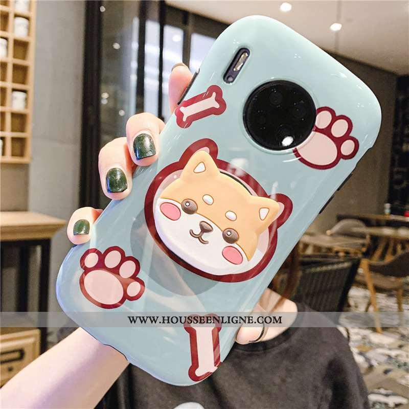 Coque Huawei Mate 30 Charmant Amoureux Téléphone Portable Incassable Net Rouge Tout Compris Support