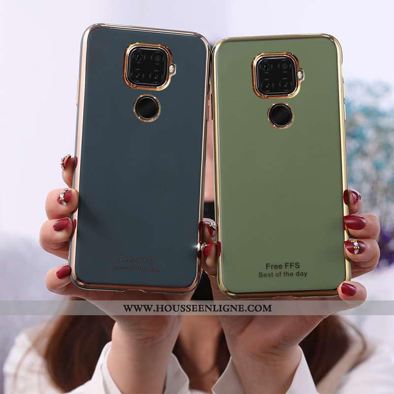 Coque Huawei Mate 30 Lite Protection Téléphone Portable Nouveau Membrane Étui Vert Tout Compris Vert