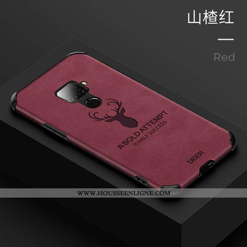 Coque Huawei Mate 30 Lite Tendance Légère Luxe Téléphone Portable Tout Compris Incassable Daim Fourr