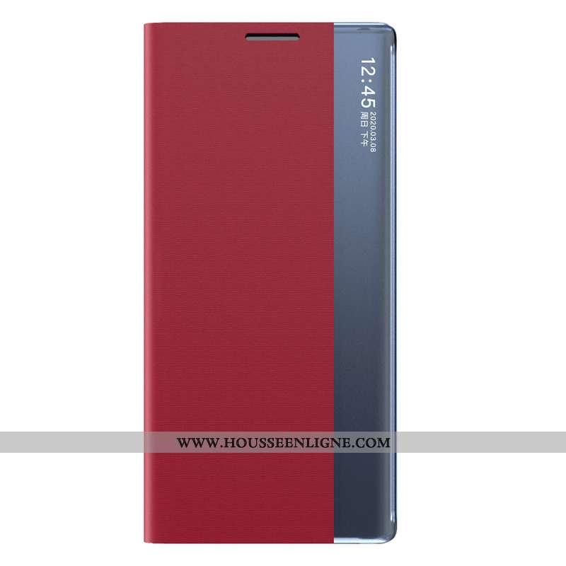 Coque Huawei P Smart 2020 Téléphone Portable Dormance Rouge