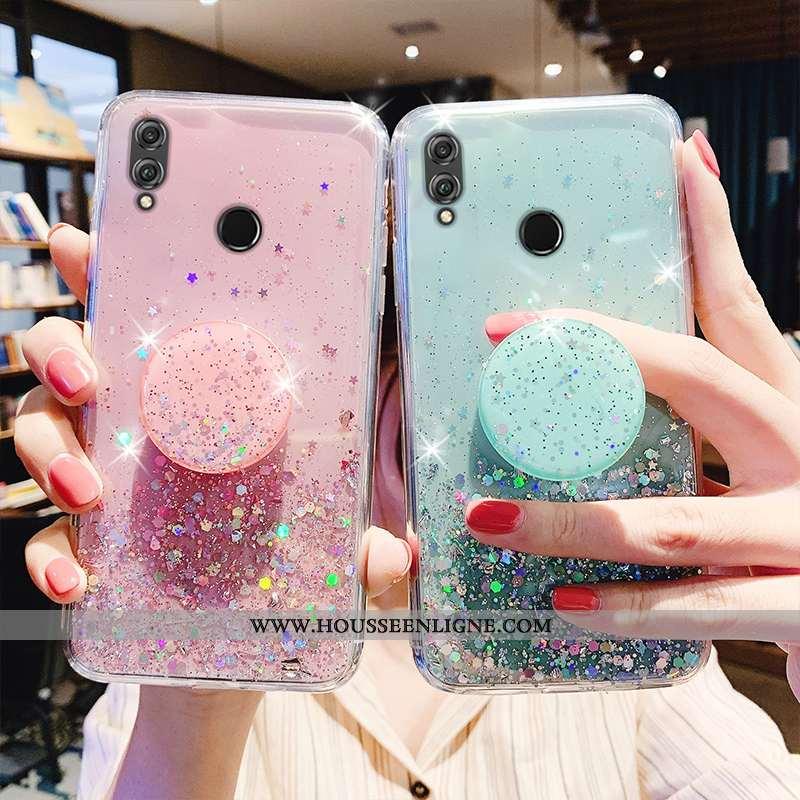 Coque Huawei P20 Lite Transparent Créatif Légère Nouveau Étui Légères Jeunesse Rose