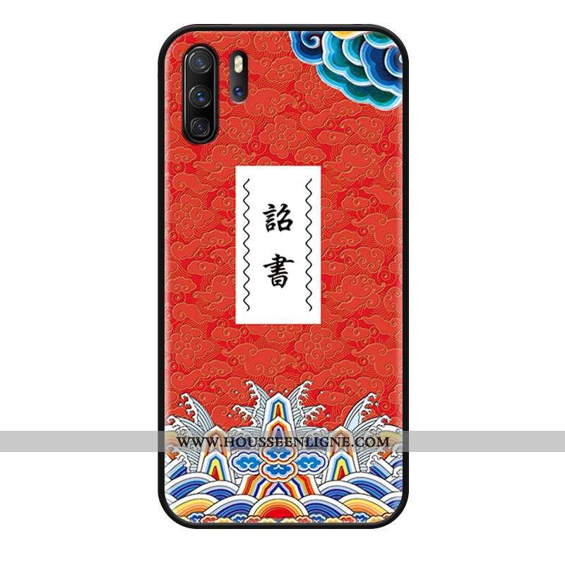 Coque Huawei P30 Pro Ornements Suspendus Personnalité Téléphone Portable Drôle Incassable Délavé En