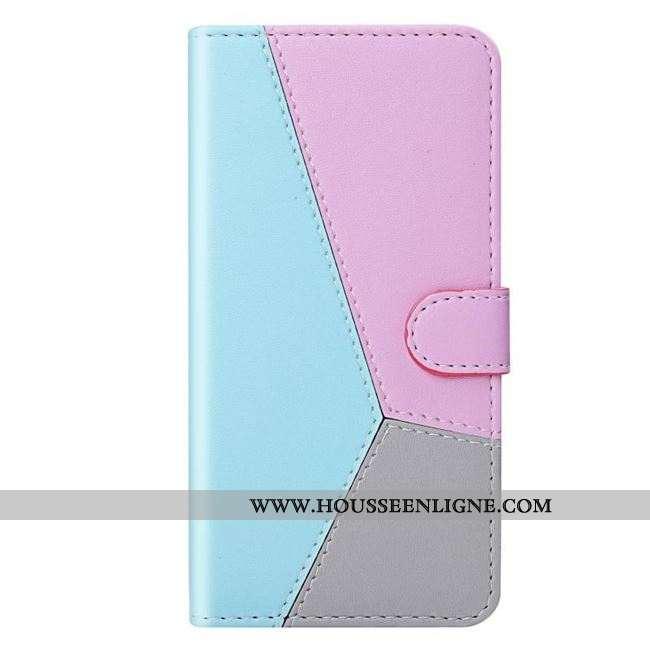 Coque Huawei Y6p 2020 Incassable Multicolore Téléphone Portable Housse Coloré