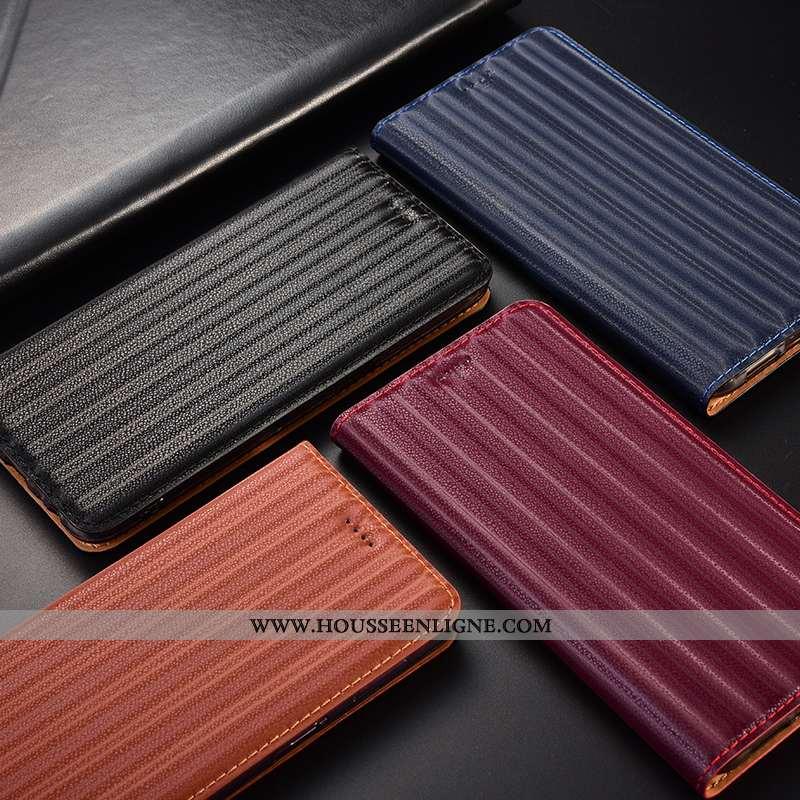 Coque Huawei Y6p Modèle Fleurie Protection Étui Téléphone Portable Dégradé Violet