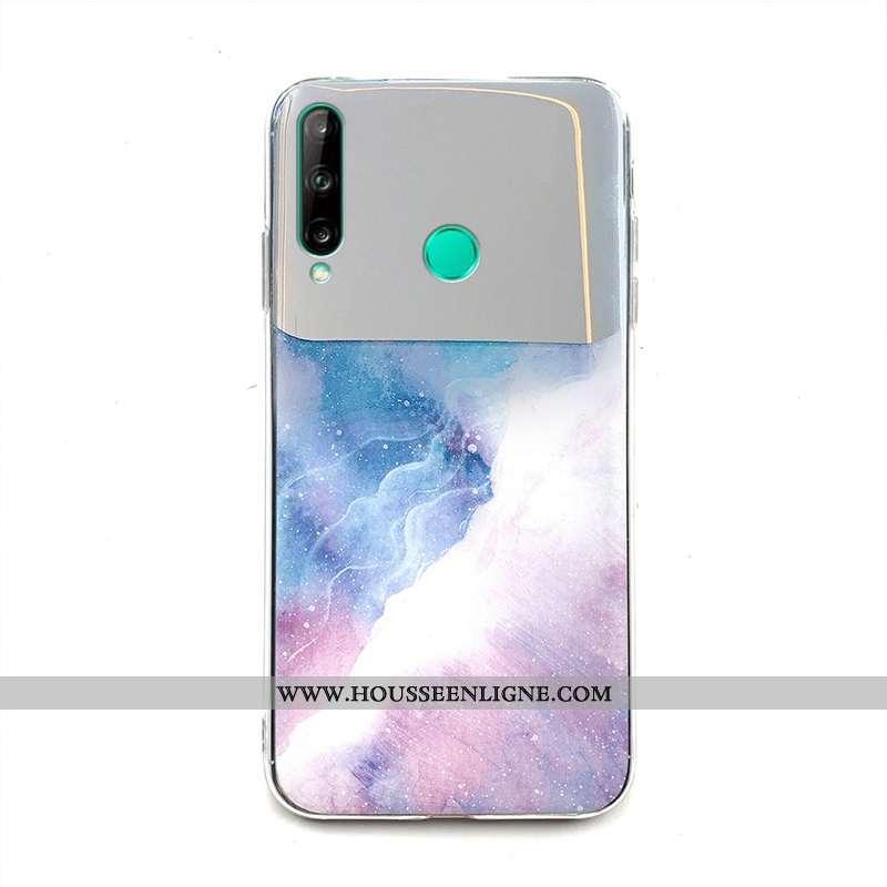 Coque Huawei Y6p Protection Incassable Téléphone Portable Multicolore Grand Étui Coloré