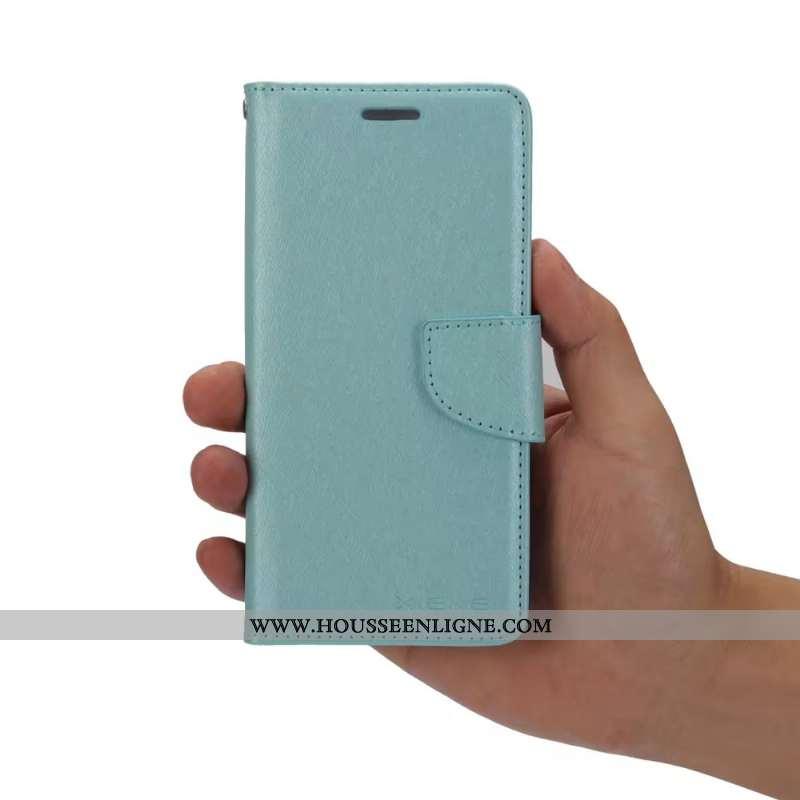 Coque Huawei Y7 2020 Portefeuille Vert 2020 Téléphone Portable Housse Verte