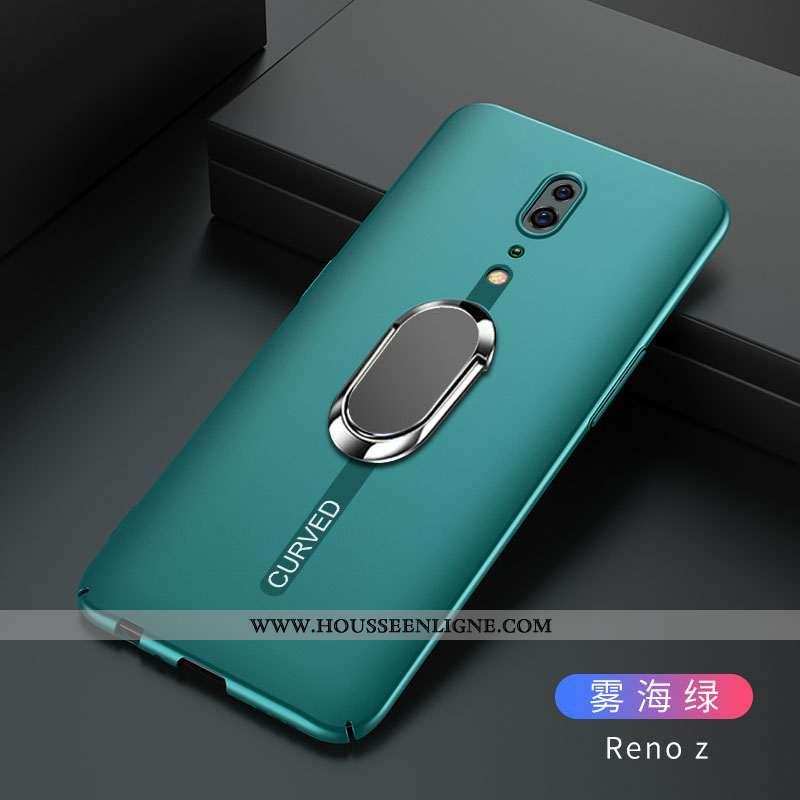 Coque Oppo Reno Z Légère Protection Tout Compris Ultra Téléphone Portable Incassable Délavé En Daim