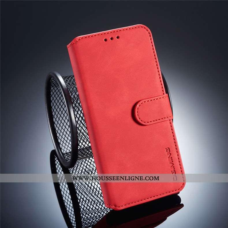 Coque Samsung Galaxy A10 Tendance Personnalité Tout Compris Housse Étoile Téléphone Portable Rouge