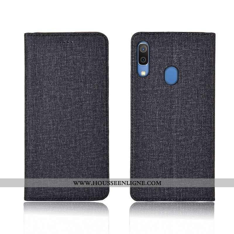 Coque Samsung Galaxy A20e Silicone Protection Étui Incassable Téléphone Portable Étoile Clamshell Gr