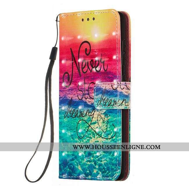 Coque Samsung Galaxy A41 Protection Fluide Doux Rouge Housse Étui Silicone