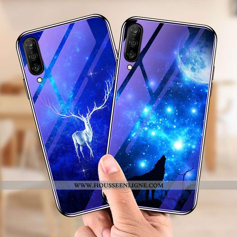 Coque Samsung Galaxy A70 Tendance Fluide Doux Protection Tout Compris Téléphone Portable Incassable