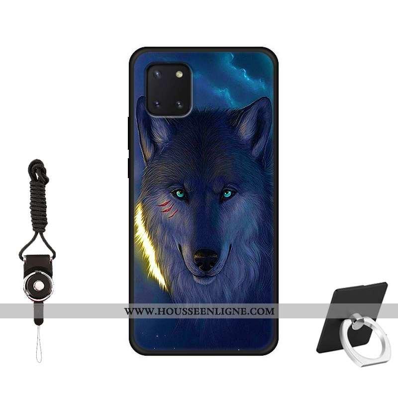 Coque Samsung Galaxy Note 10 Lite Fluide Doux Silicone Incassable Étoile Jeunesse Tempérer Tout Comp