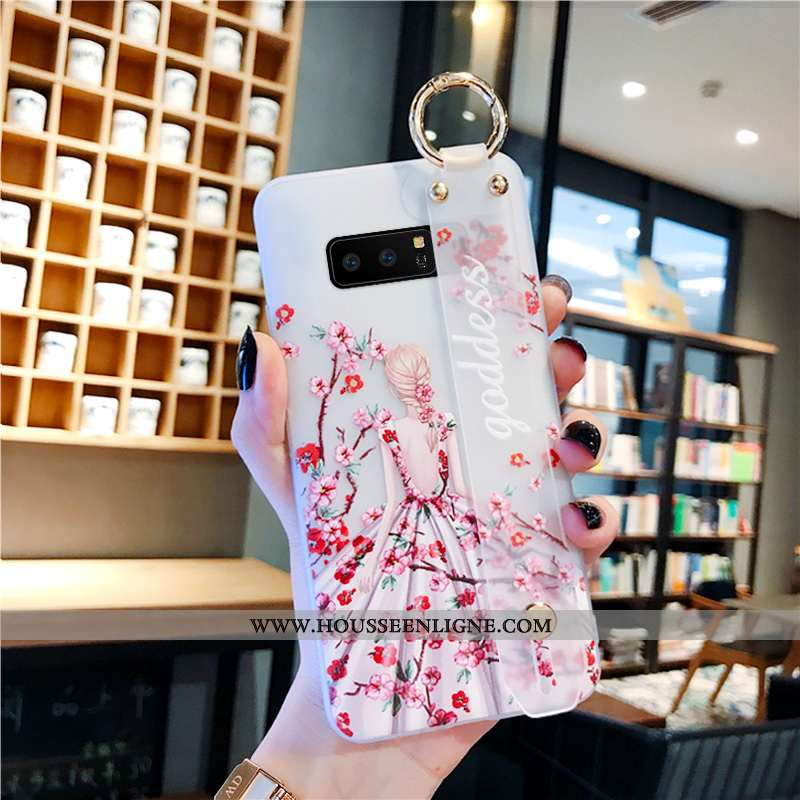 Coque Samsung Galaxy Note 8 Créatif Protection Personnalité Net Rouge Téléphone Portable Étui Rose