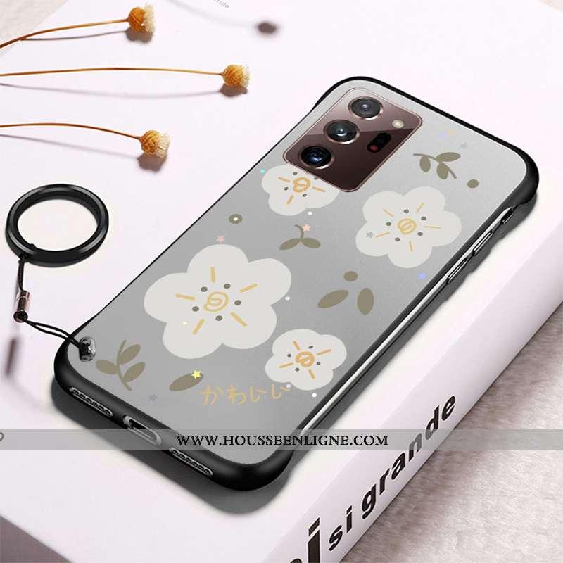 Coque Samsung Galaxy Note20 Ultra Transparent Frais Personnalisé Petit Difficile Modèle Téléphone Po