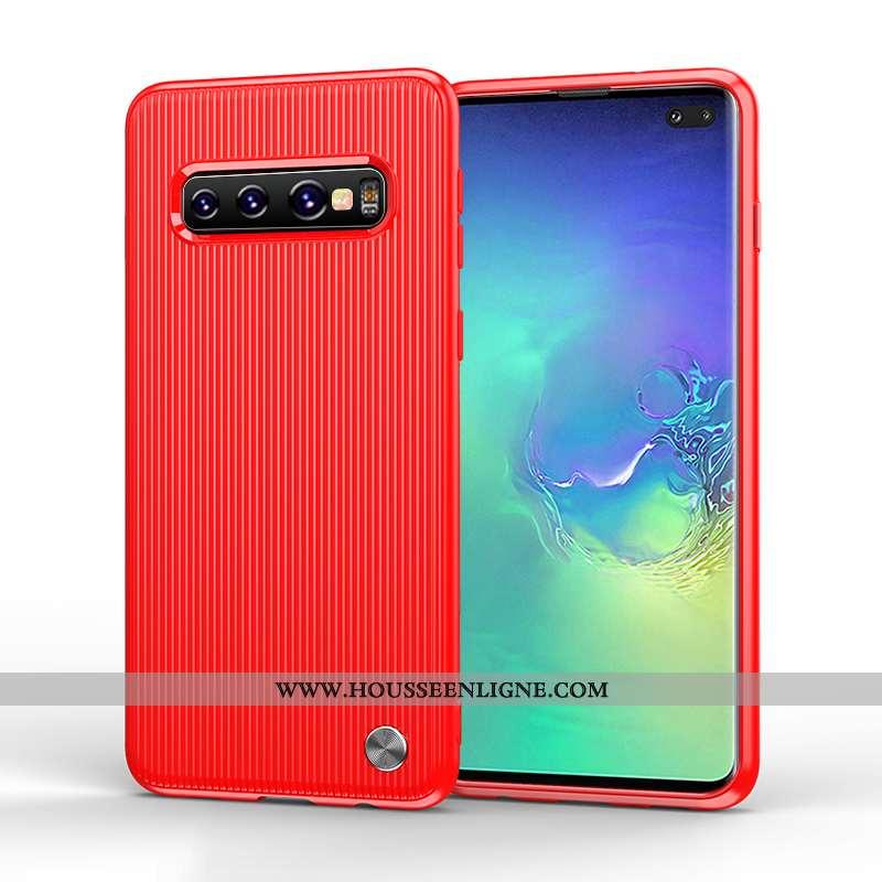 Coque Samsung Galaxy S10+ Protection Personnalité Tout Compris Silicone Téléphone Portable Étui Inca