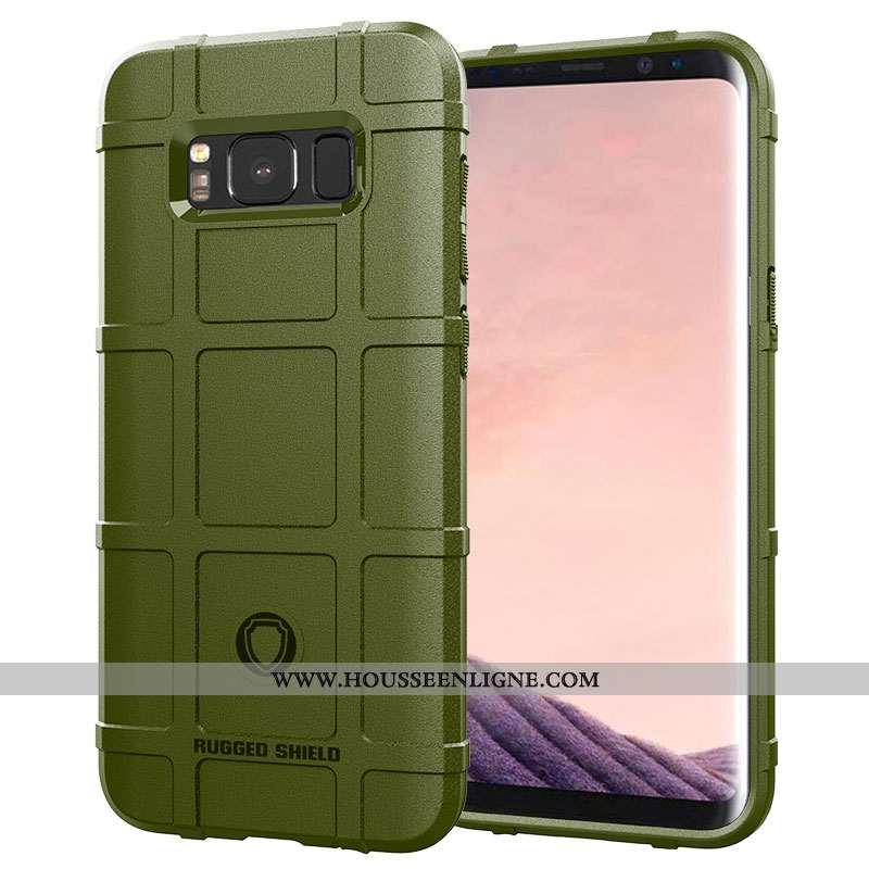 Coque Samsung Galaxy S8 Tendance Silicone Étoile Incassable Téléphone Portable Protection Créatif Ve