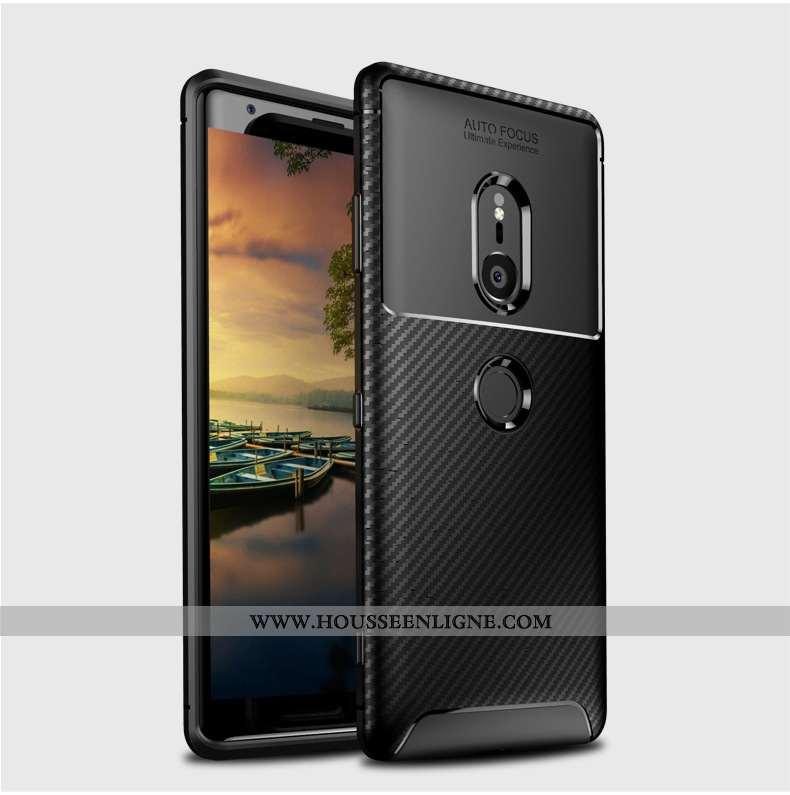 Coque Sony Xperia Xz2 Protection Incassable Étui Téléphone Portable Noir