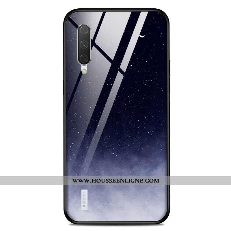 Coque Xiaomi Mi 9 Lite Fluide Doux Silicone Petit Téléphone Portable Net Rouge Protection Amoureux B
