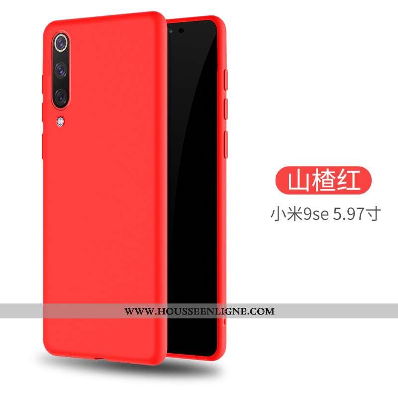 Coque Xiaomi Mi 9 Se Personnalité Créatif Incassable Rouge Nouveau Tout Compris