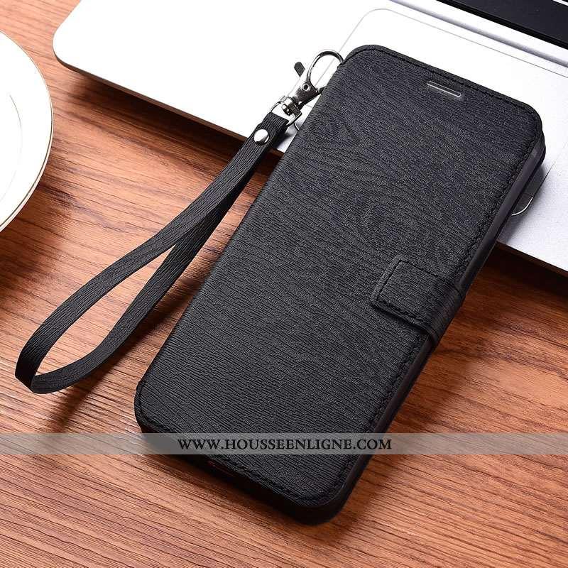 Coque Xiaomi Mi Mix 2 Fluide Doux Protection Noir Portefeuille Tout Compris Cuir Petit