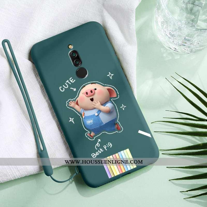 Coque Xiaomi Redmi 8 Charmant Ultra Étui Tout Compris Tendance Téléphone Portable Nouveau Verte