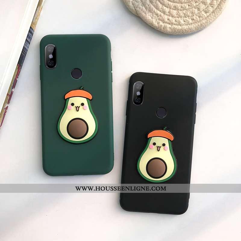 Coque Xiaomi Redmi Note 5 Silicone Protection Haute Noir Tout Compris Charmant