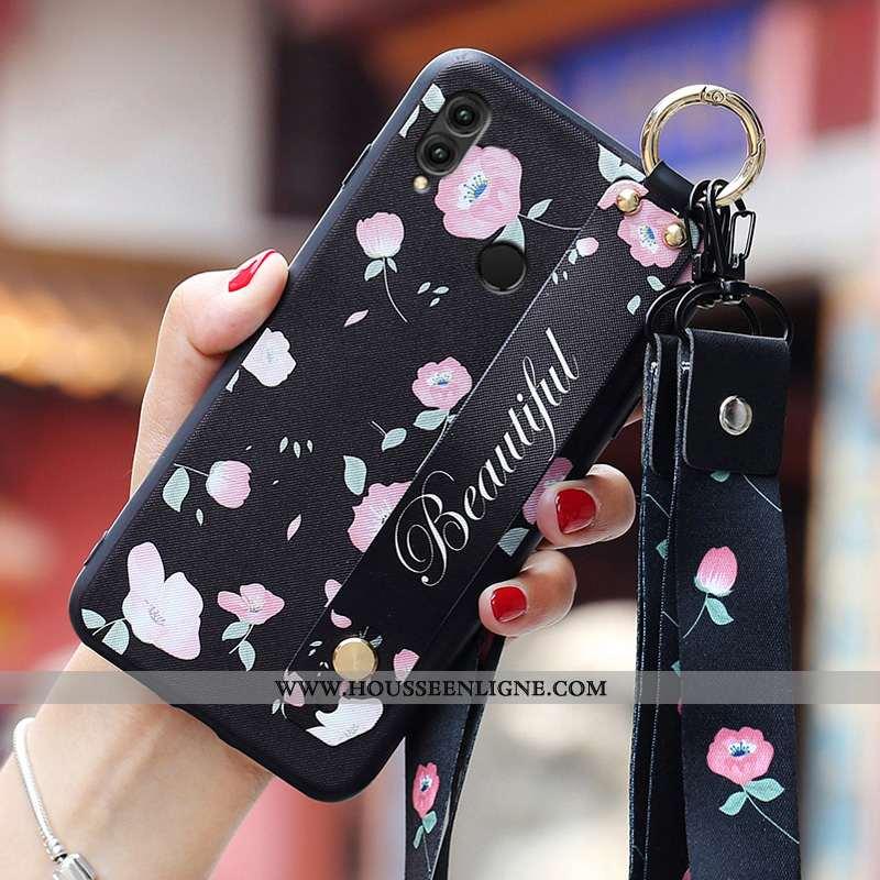 Coque Xiaomi Redmi Note 7 Personnalité Créatif Téléphone Portable Tout Compris Silicone Délavé En Da