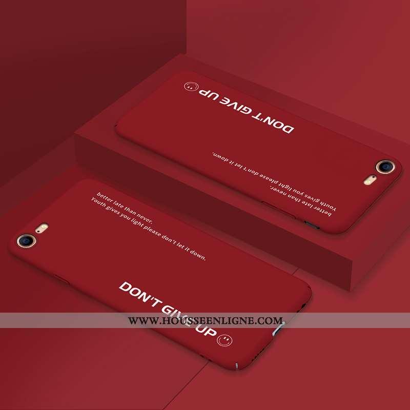 Coque iPhone 7 Protection Délavé En Daim Difficile Ultra Tout Compris Nouveau Rouge