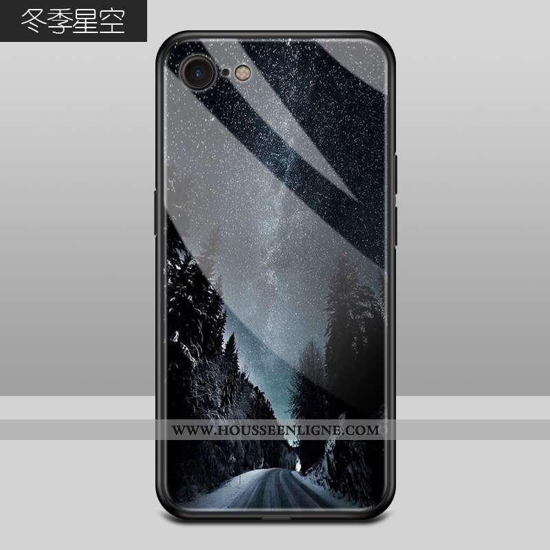 Coque iPhone Se (nouveau) Tendance Protection Tout Compris Personnalité Difficile Téléphone Portable