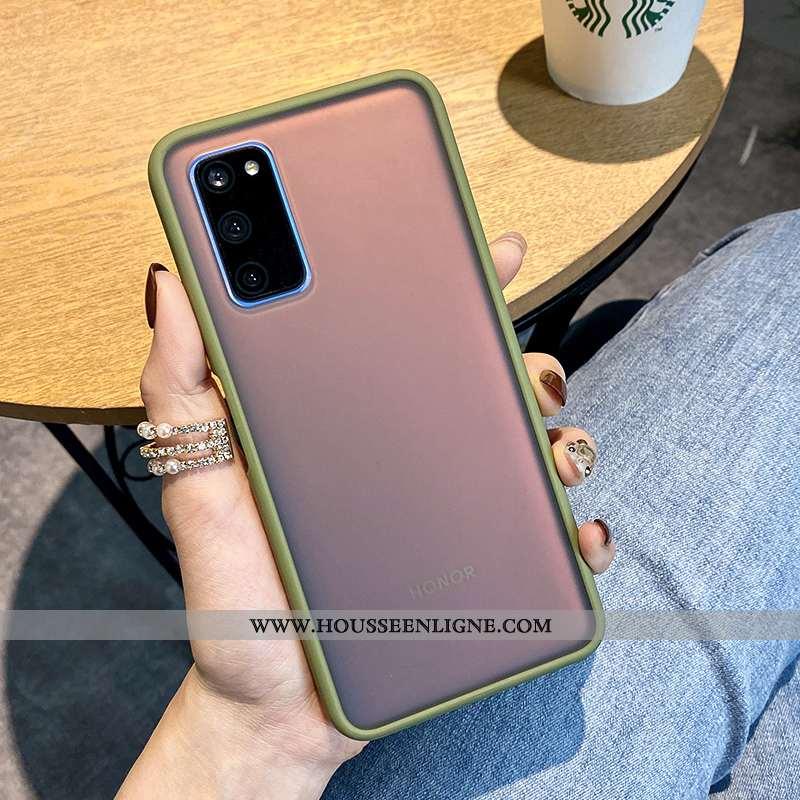 Housse Honor View30 Protection Personnalité Incassable Tout Compris Téléphone Portable Coque Silicon