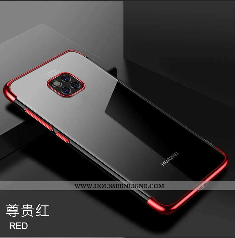 Housse Huawei Mate 20 Rs Légère Fluide Doux Nouveau Étui Incassable Transparent Téléphone Portable R