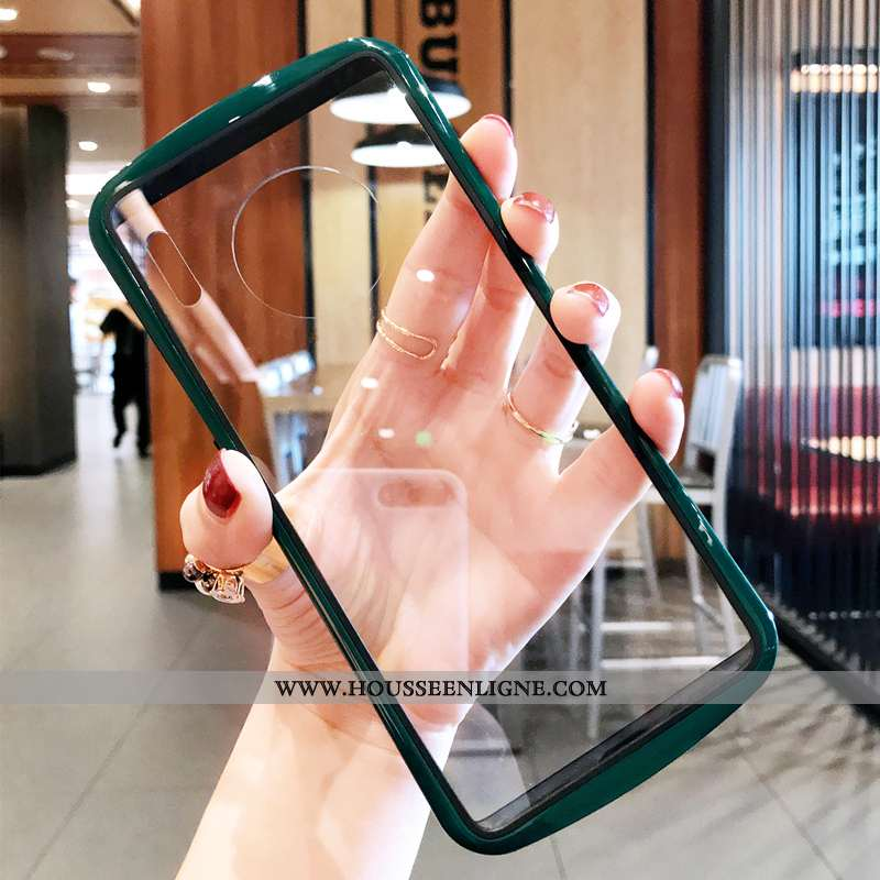 Housse Huawei Mate 30 Pro Silicone Protection Tout Compris Vent Reversible Verre Luxe Verte