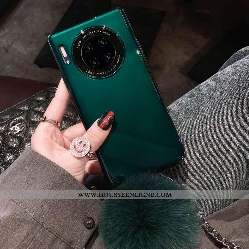 Housse Huawei Mate 30 Pro Tendance Personnalité Incassable Tout Compris Téléphone Portable Vert Net