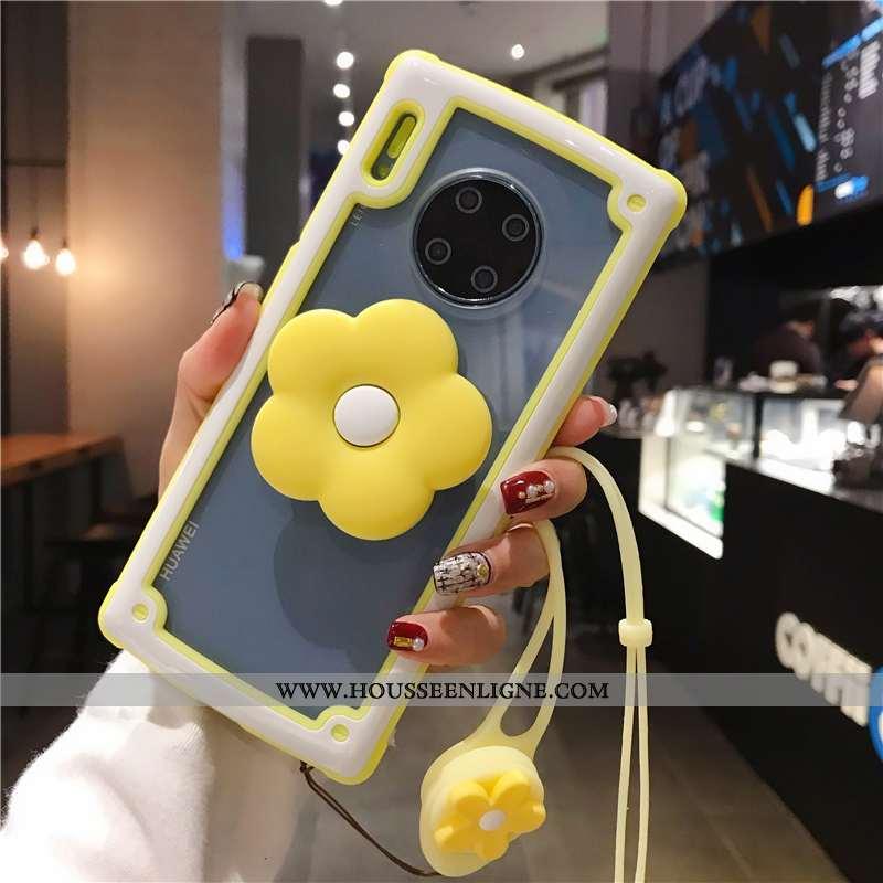 Housse Huawei Mate 30 Transparent Personnalité Coque Bonbons Protection Simple Téléphone Portable Ja