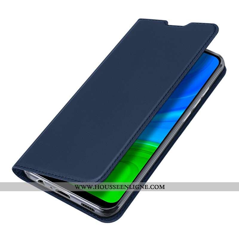 Housse Huawei P Smart 2020 Téléphone Portable Bleu Coque