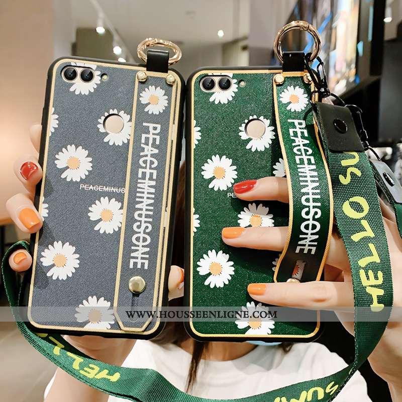 Housse Huawei P Smart Personnalité Créatif Peinture Art Téléphone Portable Ornements Suspendus Mode