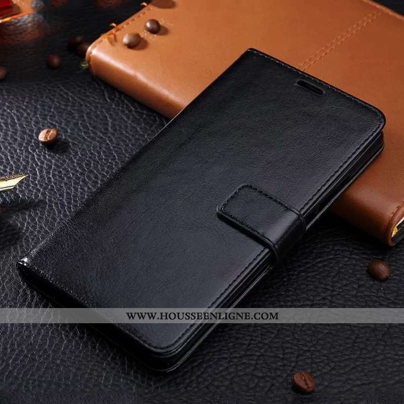 Housse Huawei P Smart Protection Ornements Suspendus Noir Étui Business Support
