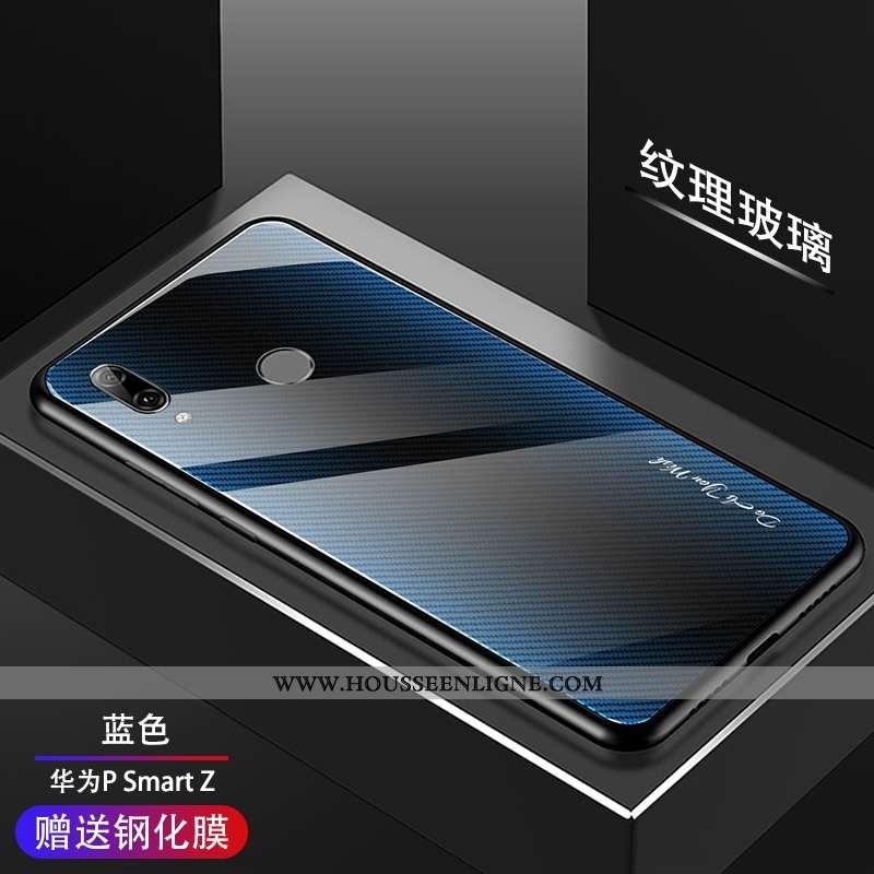 Housse Huawei P Smart Z Protection Verre Modèle Fleurie Coque Téléphone Portable Tout Compris Membra