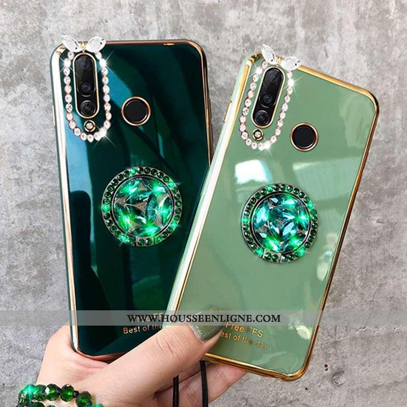 Housse Huawei P30 Lite Tendance Fluide Doux Téléphone Portable Personnalité Créatif Coque Incassable