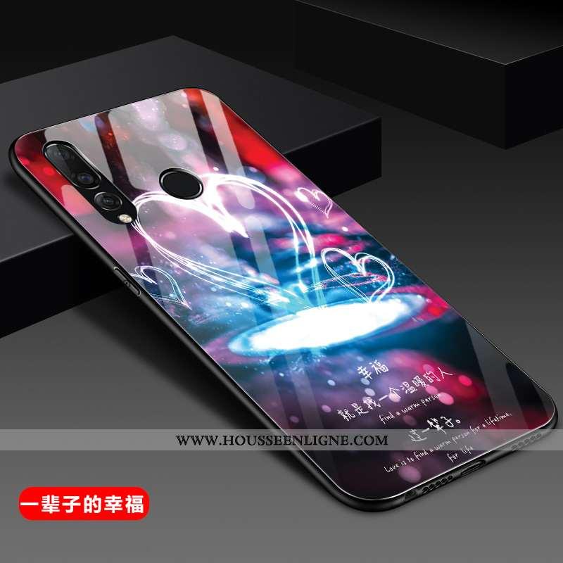 Housse Huawei P30 Lite Xl Mode Protection Tendance Fluide Doux Nouveau Violet Incassable