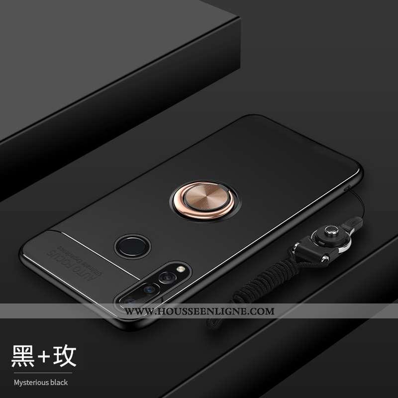 Housse Huawei P30 Lite Xl Personnalité Tendance Noir Mode Coque Téléphone Portable Étui