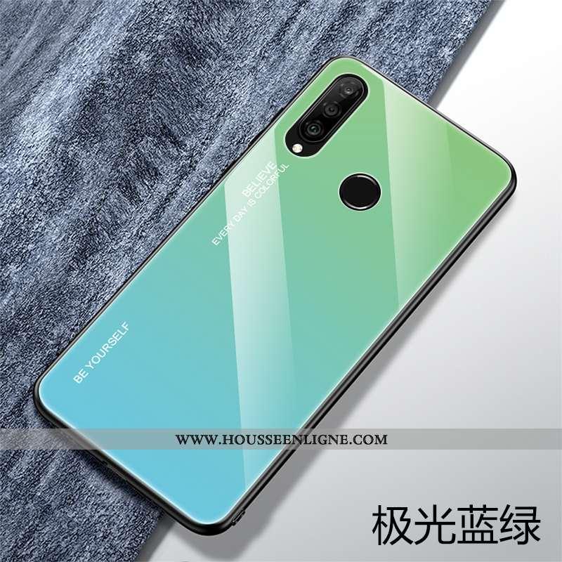 Housse Huawei P30 Lite Xl Tendance Fluide Doux Téléphone Portable Coque Incassable Étui Protection V